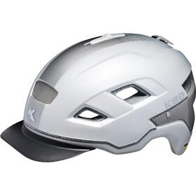 KED Berlin Helmet Pearl Silver